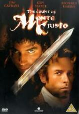 THE COUNT OF MONTE CRISTO - GUY PEARCE - WIDESCREEN - NEW / SEALED DVD