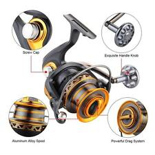 13+1BB Fishing Reel Long Distance Surfcasting Reel Left/Right Spinning Reel L0P7