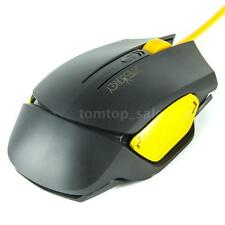 Professional Optical USB Wired Gaming Mouse Adjustable 2000DPI Gaming Mouse Q2D4