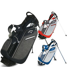 2016 Callaway Hyper-Lite 3 Double Stand Bag NEW