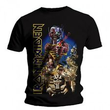 T-shirt Iron Maiden - Somewhere Back in Time