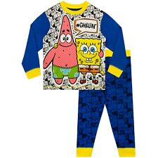 SpongeBob SquarePants Pyjamas | Kids Spongebob PJs | SpongeBob and Patrick | NEW