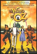 THE WIZARD OF OZ - FRAMED MOVIE POSTER / PRINT (SPECIAL EDITION)