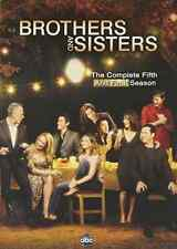 BROTHERS & SISTERS-BROTHERS & SISTERS:COMPLETE FIFTH SEA  DVD NEW