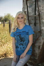 Original Cowgirl Clothing Wildest Rodeo Bronc Buster Top Rodeo Shirt Cowgirl