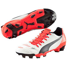 Puma Junior Evopower 4.2 FG Football Boots -New Kids Boys Childrens Soccer Shoes