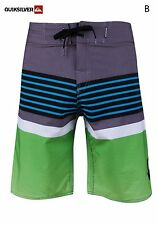 NWT Quiksilver CASUAL MEN'S SURF BOARDSHORTS BEACH SWIM TREND SIZE30 32 34 36 38
