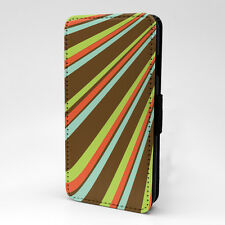 Vintage Print Design Pattern Flip Case Cover For Sony Xperia - P566