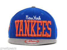 New York Yankees Men New Era 9Fifty A-Frame Fitted Snapback MLB Baseball Hat Cap