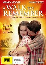A WALK TO REMEMBER : NEW DVD