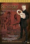 RINGERS LORD OF THE FANS Movie a DVD on JRR Tolkien LOTR Ring in POP CULTURE New