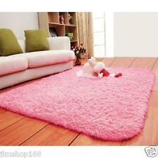 Absorbent Soft Shaggy Carpet Bath Bathroom Bedroom Floor Shower Mat Rug Non-slip