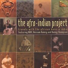 The Afro-Indian Project: Travels with the African by Various Artists (CD,...