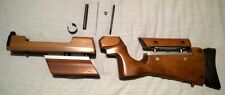 Air Arms cz200 target t stock S200. two two-piece stock. slightly modded. used