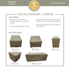 TUSCAN-11d Winter Cover Set