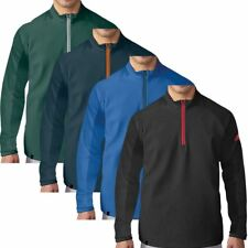 Adidas 2016 Climacool® 1/4 Zip Competition Pullover Mens Golf Sweater Cover-Up