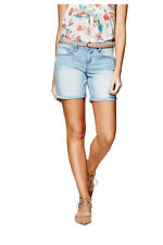 G By Guess Women's Talila Denim Bermuda Shorts