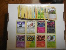 Pokemon Steam Siege Set of commons, uncommons, rares, and holo rares