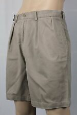 Polo Ralph Lauren Beige Tyler Chino Shorts Pleated Front NWT