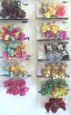 Shank Buttons 11 Different Chooses, New