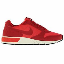 Nike Nightgazer Running Shoes Mens Red/Red Fitness Sports Trainers Sneakers