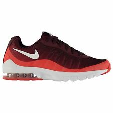 Nike Air Max Invigor Training Shoes Mens Red/White Fitness Trainers Sneakers