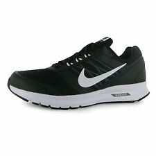Nike Air Relentless 5 Running Shoes Mens Black/White Fitness Trainers Sneakers
