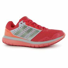 Adidas Duramo 7 Running Shoes Womens Blush/Metal/Red Fitness Trainers Sneakers