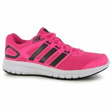 Adidas Duramo 6 Running Shoes Womens Pink/Black Run Fitness Trainers Sneakers