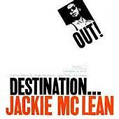 Destination Out! [Remaster] by Jackie McLean (CD, Aug-2004, Blue Note (Label))