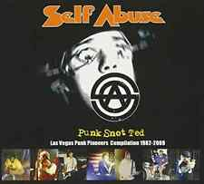 Self Abuse-Punk Snot Ted  CD NEW