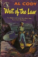 Al Cody: West of the Law. : Pocket 968841