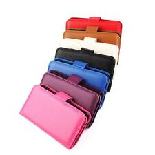 Luxury PU Stand Card Holder Flip Wallet Leather Case Cover For iphone6/6S Plus