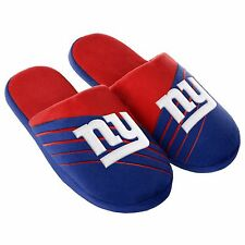 Pair New York Giants Big Logo Slide Slippers Team Color House shoes BLG16 Style