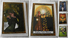 Forest Greeting Cards  Xmas Birthday Blank Cards Wicca Pagan Sabbats Gothic