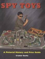 Vintage Spy Toys ID Guide - 007 James Bond Cold War Etc