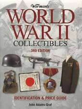 2014 Warmans World War II Collectibles 3rd Ed Military Objects Price Guide