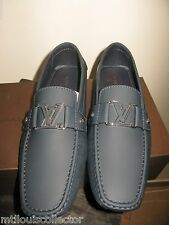 """Authentic Louis Vuitton """"Monte Carlo"""" Car Shoe/Loafers ,10.5-11 US, NEW WITH BOX"""