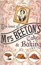 The Best of Mrs Beeton's Cakes And Baking,VERYGOOD Book