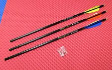TenPoint Pro Elite Carbon Crossbow Arrows w/Omni Brite Lighted Nocks 3 pk 639.72