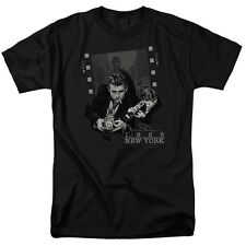 James Dean New York Directing Icon Actor Movie T-Shirt Tee