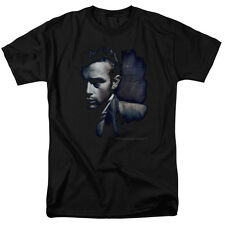 James Dean In Shadow Icon Actor Movie T-Shirt Tee