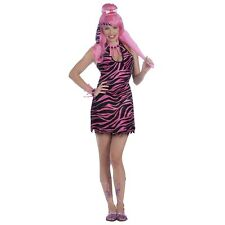 Womens Prehistoric Princess Costume Stone Age Halloween Fancy Dress Party Outfit