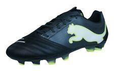 Puma PowerCat 2.12 FG Mens Soccer Cleats / Boots - Black
