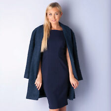 Womens Closet Pencil Dress In Navy From Get The Label