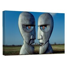 New Authentic Pink Floyd The Division Bell Quickpro Artwrap Canvas Artwork