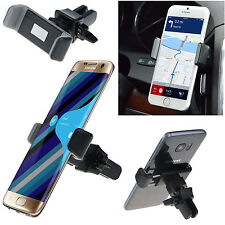 360° Rotating Mini Car Air Vent Mount Holder Stand for Cell Phone iPhone Samsung