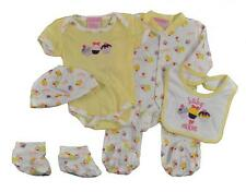 Take Me Home Newborn Girls Baby Cakes 5pc Layette Set Size 0/3M 3/6M 6/9M $22