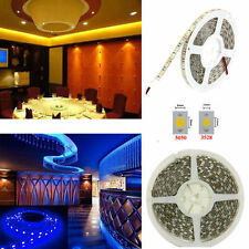 SUPERNIGHT® 5m 5050 SMD 150/300Leds Flexible LED Rope Strip Lights DC 12V Lamp