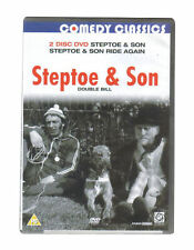 Steptoe and Son/Steptoe and Son Ride Again DVD NEW